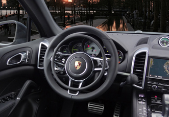 Porsche Cayenne amenagement pour handicapes